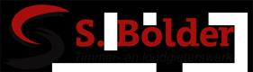 S.Bolder Timmer- en Loodgieterswerk
